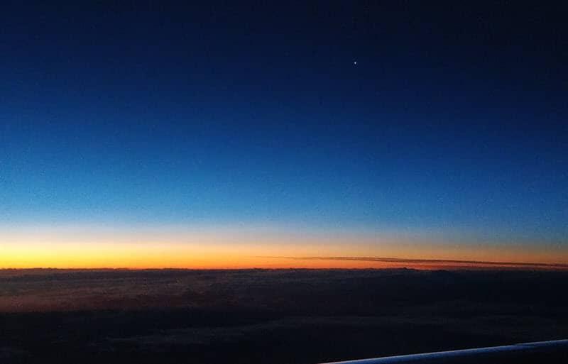 What a wonderful sunrise